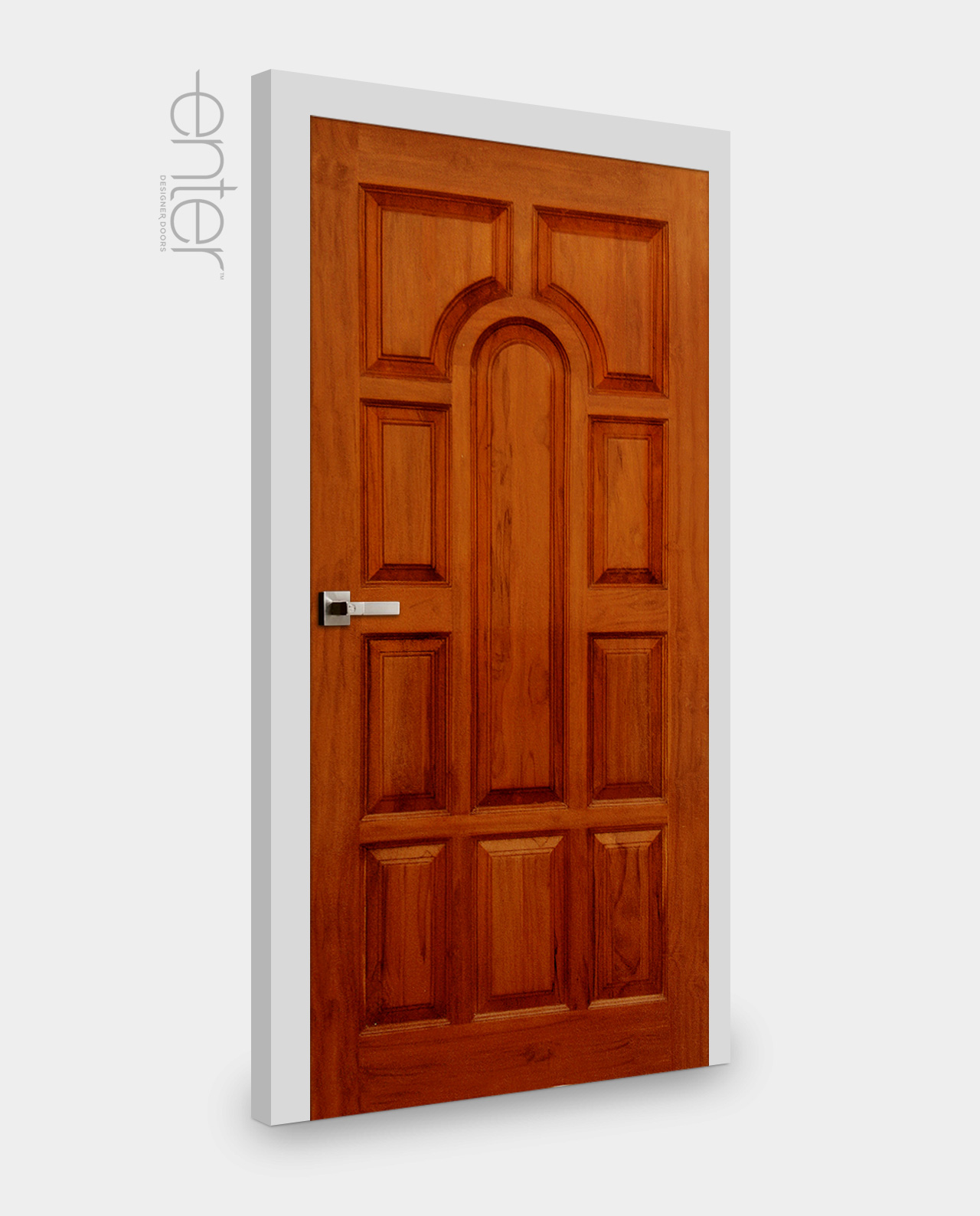 Previous; Next  sc 1 st  JJ Craft & NTW06 u2013 Natural Teak Door u2013 JJ Craft